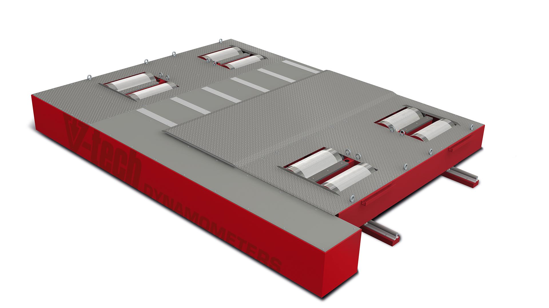 VT 4 Modular Dynamometer V tech Dynamometers